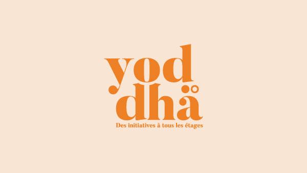 Yoddha, Yvonne et Colette, Studio, Communication, Design graphique, Création, Tours, Paris, Logo, Edition, Mook